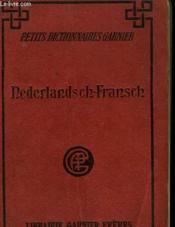 Nederlandsch-Fransch - Couverture - Format classique