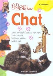 Mon... Chat Relie - Intérieur - Format classique