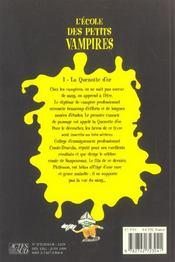 Droles De Monstres - 4ème de couverture - Format classique