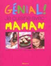 Genial ! Je Cuisine Avec Maman - Intérieur - Format classique