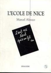 Introduction à l'Ecole de Nice - Couverture - Format classique
