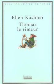Thomas Le Rimeur - Intérieur - Format classique