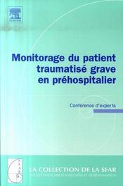Monitorage du traumatise grave - Intérieur - Format classique