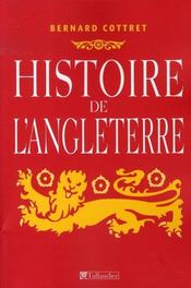 Histoire de l'angleterre - Intérieur - Format classique