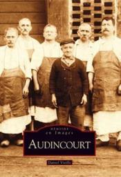 Audincourt - Couverture - Format classique