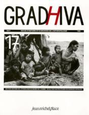 Cahier De Gradhiva N.17 - Couverture - Format classique