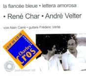 La fiancée bleue, lettera amorosa - Couverture - Format classique