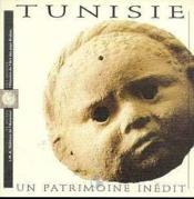 Tunisie un patrimoine inedit - Couverture - Format classique