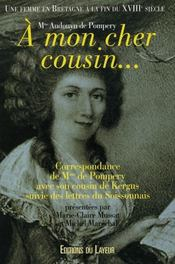 A mon cher cousin... - Intérieur - Format classique