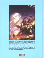 Othon Et Laiton T.1 ; Les Bandits De L'Antarctide - 4ème de couverture - Format classique