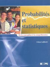 Probabilités et statistiques - Intérieur - Format classique