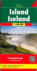 Islande - Couverture - Format classique
