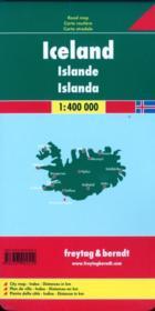 Islande - 4ème de couverture - Format classique