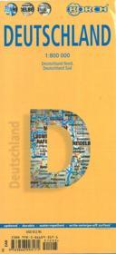 Deutschland - 4ème de couverture - Format classique