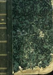 En Maitre - Couverture - Format classique
