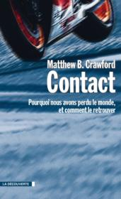 Vente  Contact  - Matthew B. Crawford