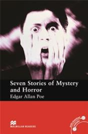 Vente livre :  Seven stories of mystery and horror  - Edgar Allan Poe