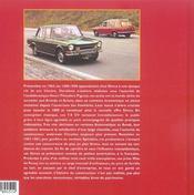 Simca 1300/1301-1500/1501 De Mon Pere - Intérieur - Format classique