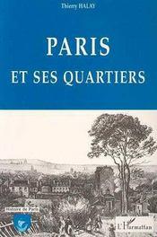 Paris et ses quartiers - Intérieur - Format classique