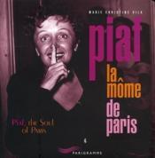 Piaf, la môme de Paris - Couverture - Format classique