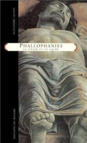 Phallophanies - Couverture - Format classique