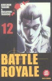 Battle royale t.12 - Intérieur - Format classique