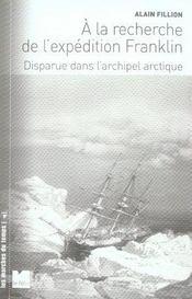 À la recherche de l'expédition franklin disparue dans l'archipel arctique - Intérieur - Format classique