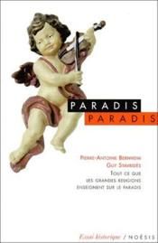 Paradis paradis - Couverture - Format classique