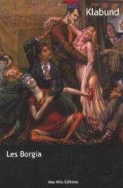 Les borgia - Couverture - Format classique