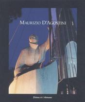 Maurizio d'Agostini, sculptures - Couverture - Format classique