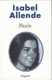 Paula. - Couverture - Format classique