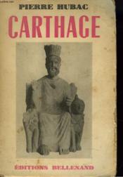 Carthage - Couverture - Format classique