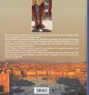 Les couleurs de Marseille - 4ème de couverture - Format classique