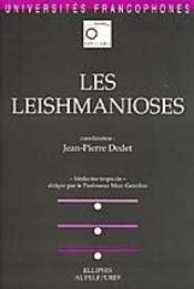 Les Leishmanioses - Intérieur - Format classique