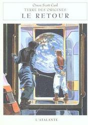 Le Retour Terre Des Origines 4 - Intérieur - Format classique