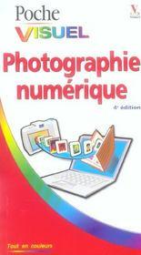 Poche visuel photographie numerique, 4e - Intérieur - Format classique