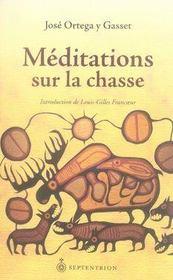 Méditations sur la chasse - Intérieur - Format classique