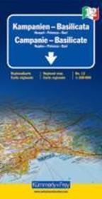 Campanie-Basilicate ; Naples-Potenza-Bari - Couverture - Format classique