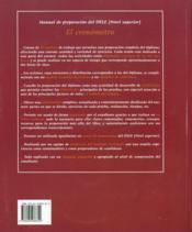El Cronometro, Nivel Superier - 4ème de couverture - Format classique