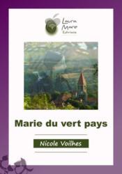 Marie du vert pays - Couverture - Format classique