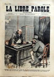 Libre Parole Illustree (La) N°101 du 15/06/1895 - Couverture - Format classique
