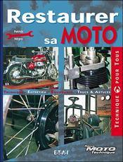 Restaurer Sa Moto - Intérieur - Format classique
