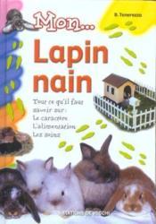 Mon... Lapin Nain - Couverture - Format classique