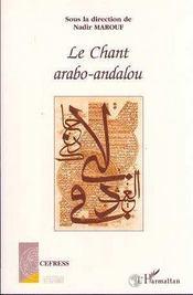 Le Chant Arabo-Andalou - Intérieur - Format classique