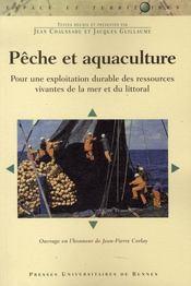 Pêche et aquaculture - Intérieur - Format classique