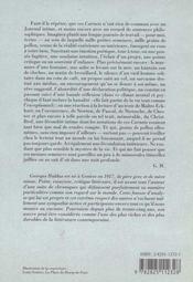 Pollen Du Temps - 4ème de couverture - Format classique