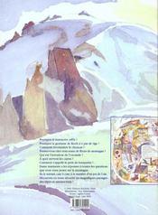 Livre jeu de la marmotte - 4ème de couverture - Format classique