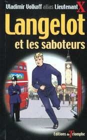 Langelot et les saboteurs - Intérieur - Format classique
