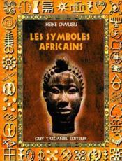 Les symboles africains - Couverture - Format classique