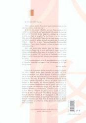 L'apprenti japonais - 4ème de couverture - Format classique